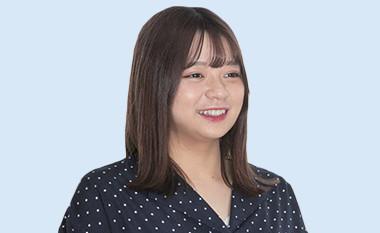 幼児教育学科 篠田 茉友子さん