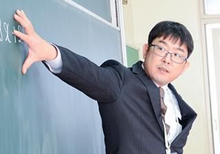 松田先生/数学
