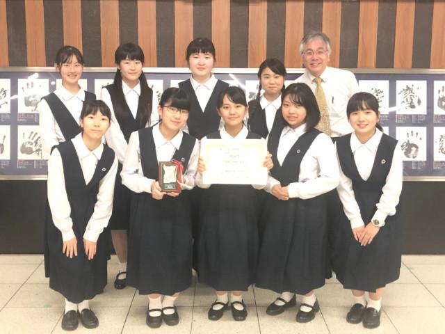 2019/09/23 ♪ 久留米信愛女声合唱団S1 初参加で4位奨励賞を獲得!
